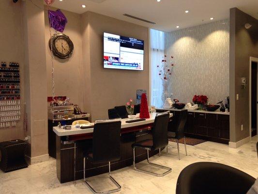 Nails Du Jour Beauty Bar & Spa - Home